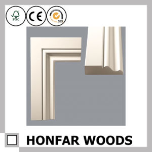 Best Price India Wood Picture Frame with Pine Wood pictures & photos