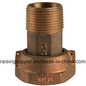 Bronze Water Meter Coupling pictures & photos