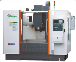 CNC Vertical Metal Milling Machine Center Price pictures & photos