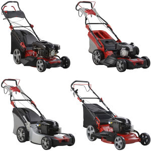 """18"""" Professional Self-Propelled Lawn Mower with B&S Engine pictures & photos"""