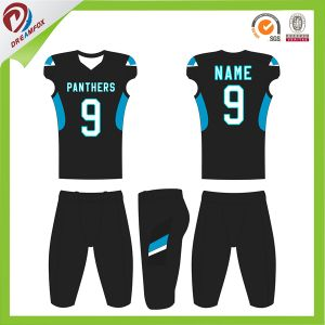 Dry Fit Free OEM Custom American Football Uniforms with Sublimation pictures & photos