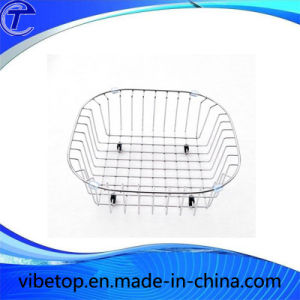 Stainless Steel Kitchen Accessories Fruit Basket (KR-03) pictures & photos