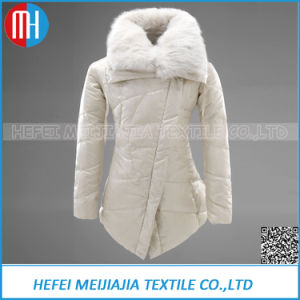 Women Duck Down Filled Jacket pictures & photos