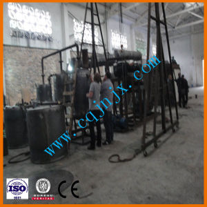 Green Energy Zsa Industrial Oil Vacuum Distillation Used Oil Recycling Machine pictures & photos