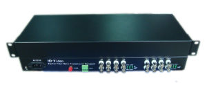 16 CH 1080P Resolution Ahd/Cvi/Tvi Video Fiber Optic Transmission pictures & photos