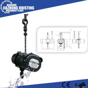 China Manufacturer Competive Quality 1ton Stage Electric Hoist pictures & photos