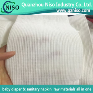 Nonwoven Elastic with Spandex for Baby Diaper Waistband pictures & photos