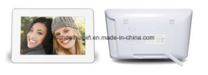 7inch Remote Control Multi-Media Adertising Video Music Player (HB-DPF704A) pictures & photos