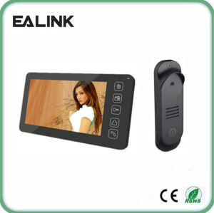 7′′ Video Door Phone with Door Bell (M2107BCT + D25AC) pictures & photos