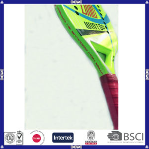 3k Carbon Well-Protected Beach Tennis Racket pictures & photos