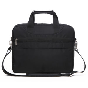 Laptop Shoulder Business Computer Carry Function Nylon 15.6′′ Laptop Bag pictures & photos