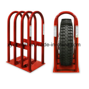 Passenger and Light Truck Tire Tyre Inflation Safety Cage pictures & photos