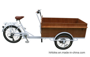 Bakfiets Carts 3 Wheeler City Bike for Sale pictures & photos