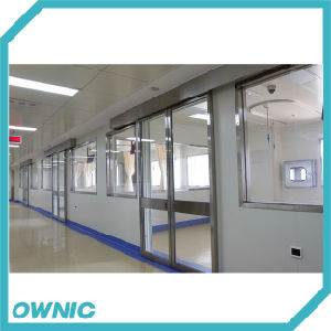 ICU Room Automatic Hermetically Sealed Door pictures & photos