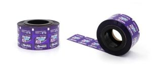 Custom Printed Sachet Packaging Film Roll Laminated Plastic Film Roll pictures & photos