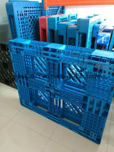 Warehouse Plastic Pallet with Heavy Loads Capacity pictures & photos