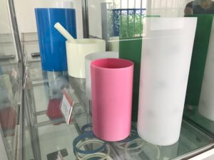 0.5mm PVC Clear Plastic Tube pictures & photos