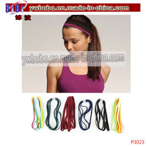 Elastic Head Bands Hairbands School Gym Sports Hair Decoration (P3023) pictures & photos