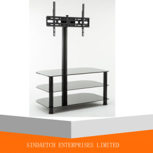 Mobile Glass TV Stand pictures & photos