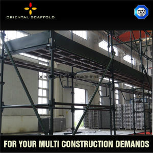 Steel Scaffold Kwikstage System Scaffolding for Sale pictures & photos