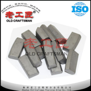 Yg15 Chisel Inserts Shining Tungsten Cemented Carbide for Mining pictures & photos