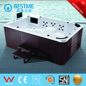 Sanitary Ware Powerful Outdoor SPA Jacuzzi Pool for Adults (BT-1802) pictures & photos