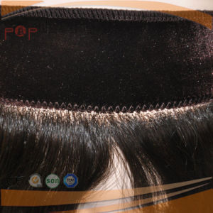 Human Hair No Clips Wig Frontal, Human Hair Lace Grip pictures & photos
