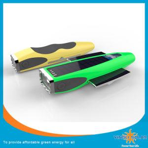 Foldable Solar Lighting with LED Flashlight (SZYL-ST-206) pictures & photos