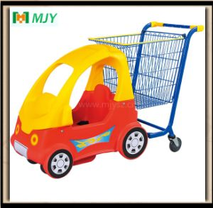 Supermarket Kids Shopping Trolley pictures & photos