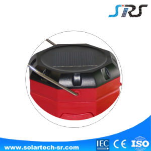 High Quality Solar LED Camping Lantern with Cell Phone Charger pictures & photos