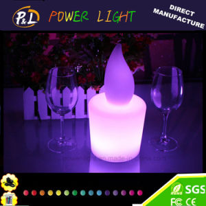 Rechargeable Holiday Decor Furniture Table Lamp LED Candle Lamp pictures & photos