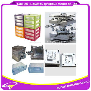 Office File Drawer Box for Plastic Injection Mould pictures & photos