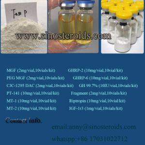 Testosterone Propionate Pharmaceutical Test Steroid for Bulking Anabolic Raw Powder pictures & photos