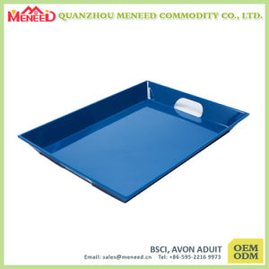 Family Use High Quality OEM Custom Melamine Serving Tray pictures & photos