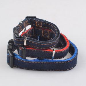 Seven Color LED Cowboy Fashion Simple Pet Collar pictures & photos