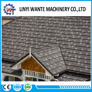 2017 Cheap Building Roofing Materials High Quality Stone Coated Shingle Roof Tile pictures & photos