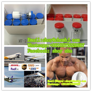 99.5% Injectable Polypeptide Terlipressin Acetate CAS: 14636-12-5 with Safe Delivery pictures & photos
