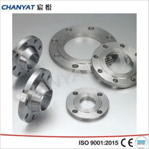 Stainless Steel Socket Welding Flange (F316Ti, F317L, F309H) pictures & photos