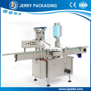 High Quality Single Head Glass & Plastic Bottle Sealing Capping Machinery pictures & photos