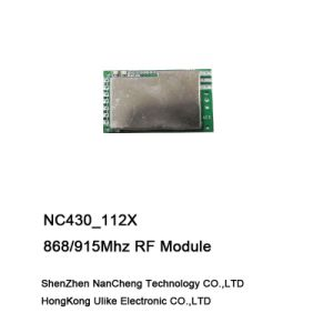 Cc1120 + Msp430 169MHz 433MHz 868MHz 915MHz Narrow Band Wireless Transceiver Module (NC430_112X) RF Module