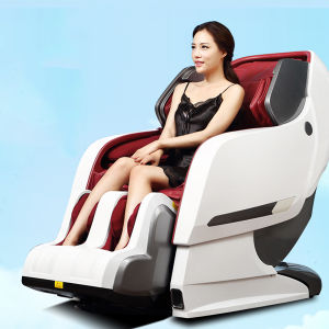 Deluxe Zero Gravity Recliner Massage Chair Full Body pictures & photos