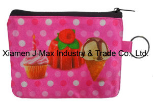 Purse in RPET Material, Coin Purse, Promotion Gift Lady Coin Case, , Wallets, Zipper Purse, Recycled, Promotion, Accessories & Decoration pictures & photos