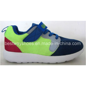 Children Shoes Mesh Fabric Shoes pictures & photos