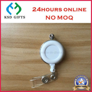 ABS Badge Reel / ID Card Holder, No MOQ pictures & photos