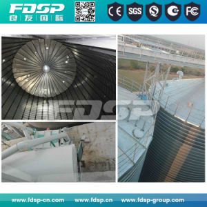 New Type Spiral Type Steel Silo for Corn Wheat Storage pictures & photos