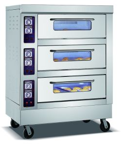 Cheering Commercial Stainless Steel Electric Baking Oven pictures & photos