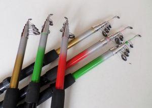 Wholesale Cheap Glass Fiber Sea Fishing Rod Telescopic Fishing Rod pictures & photos