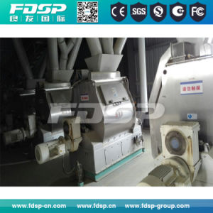 Raw Material Making Animal Feed Aqua Feed Pellet Mill Processing Production Line pictures & photos