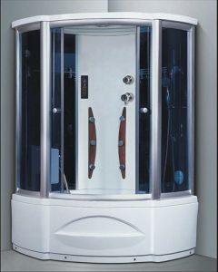 1230mm Steam Sauna with Jacuzzi and Shower (AT-G8208-1) pictures & photos
