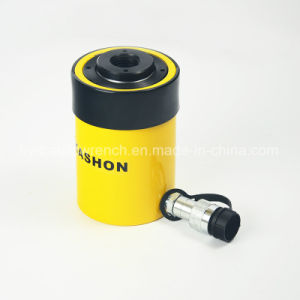 High Quality 30 Ton One Way Hollow Plunger Hydraulic RAM pictures & photos
